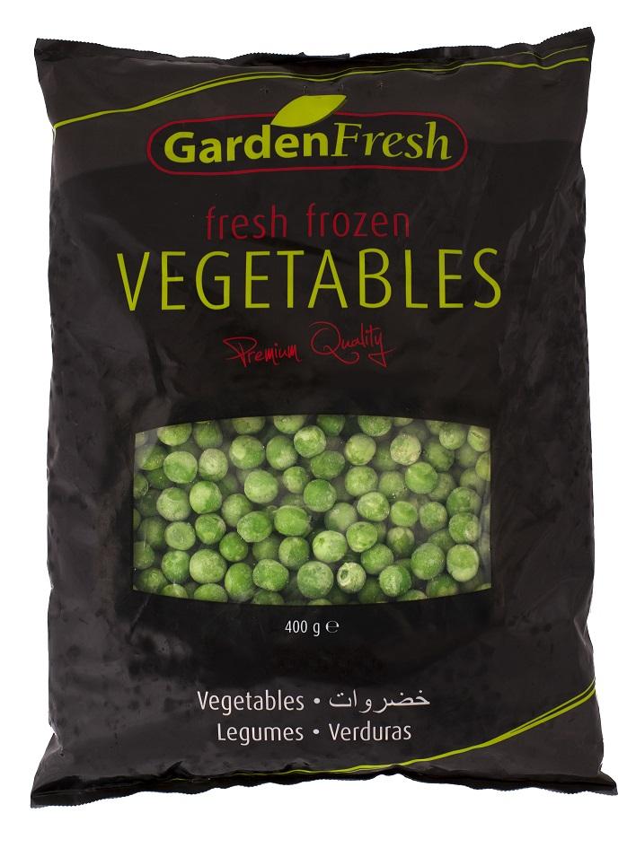 Garden Fresh frozen peas