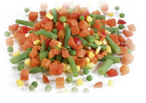 Frozen Mix Vegetables Mexican
