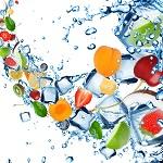 frozen fruit