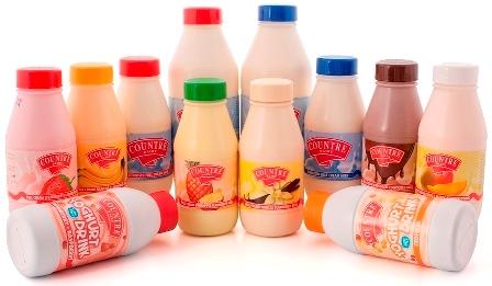 Wholesale bulk import export flavoured cream milk - COUNTRE Dairy