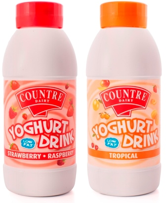 Countre dairy yoghurt drink knh