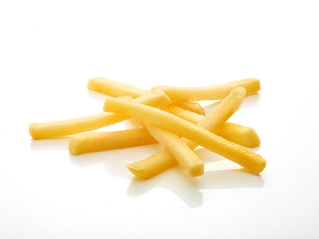 Wholesale frozen French fries 9x9mm