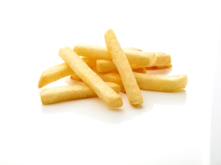Wholesale frozen French fries 12x12mm