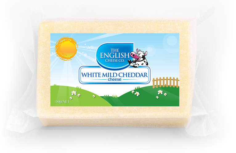 The English Cheese Co. Cheddar Cheese