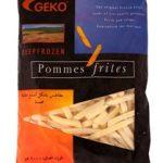 Wholesale Frenche Frites - Brand: Chef's Quaility - Kuhne + Heitz