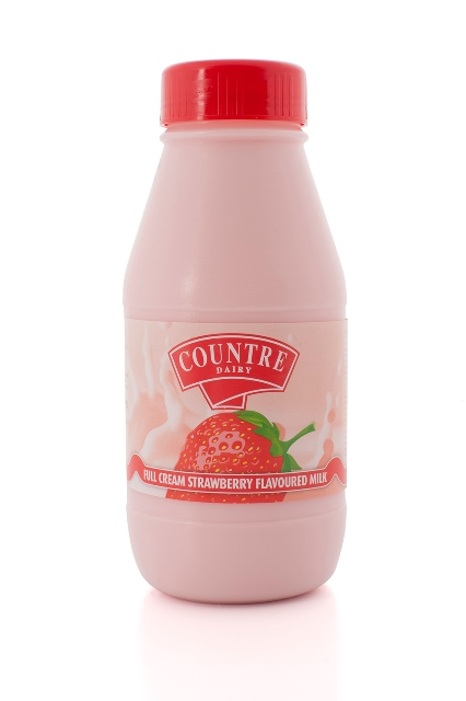 Wholesale Flavoured milk Strawberry